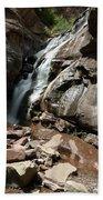 Waterfall In Colorado Bath Towel