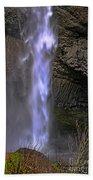 Waterfall Spray Bath Towel