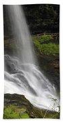 Waterfalls At Base Bath Towel