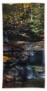 Waterfalls Bath Towel