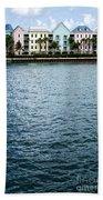 Waterfront Colors Bath Towel