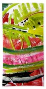 'watermelon' Bath Towel