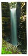 Watkins Glen Bridal Veil Bath Towel