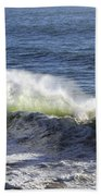 Wave Color Bath Towel