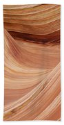 Wave Rock 3 At Coyote Buttes Bath Towel