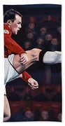 Wayne Rooney Hand Towel