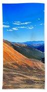 Webster Pass Colorado Bath Towel