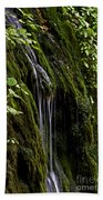 Weeping Rock Bath Towel