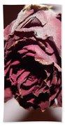 Weeping Rose Bath Towel