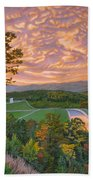 Welcome Center Hand Towel