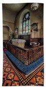 Welsh Chapel Bath Towel