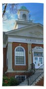 West Avenue Library Hand Towel
