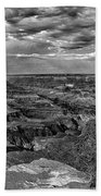 West Rim Grand Canyon National Park Bath Towel