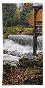 Weston Grist Mill Bath Towel