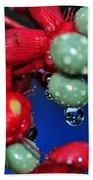 Wet Berries Bath Towel