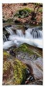 Where The River Flows Bath Towel
