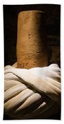 Whirling Dervishes Turban  Bath Towel