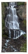 Whistler Waterfalls - Alexander Falls Bath Towel