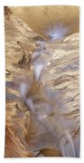 White Canyons Cascade Bath Towel