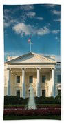 White House Sunrise Bath Towel
