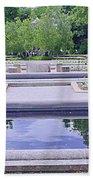 White River Gardens Bath Towel