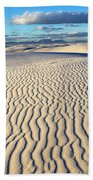 White Sands Of New Mexico Bath Towel