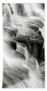 White Water Falls Bath Towel