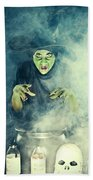 Wicked Witch  Bath Towel
