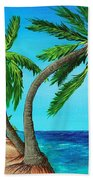 Wild Beach Hand Towel