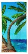 Wild Beach Bath Towel
