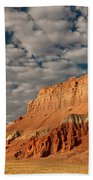 Wild Horse Butte Goblin Valley Utah Bath Towel