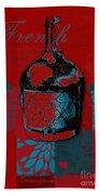 Wild Still Life - 0102b - Red Bath Towel