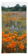Wildflower Wonderland Bath Towel