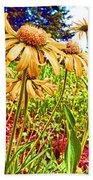 Wildflowers In The Wilds Of Colorado Bath Towel