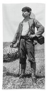 William Dinwiddie (1867-1934) Hand Towel