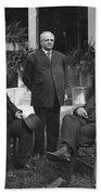 William Howard Taft(1857-1930) Bath Towel