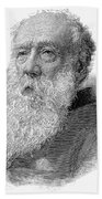 William Wood (1808-1894) Bath Towel