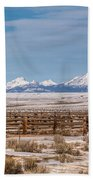 Wind Rivers Bath Towel