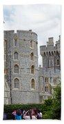 Windsor Castle Bath Towel