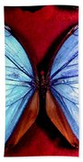 Wings Of Nature Hand Towel