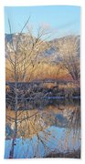Winter Feb 2015 Colorado Bath Towel