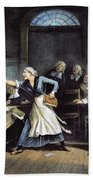 Witch Trial Hand Towel