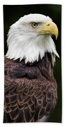 With Dignity Bath Towel by Dale Kincaid