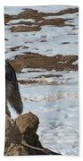 Wolf Pair Bath Towel