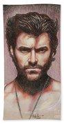 Wolverine Bath Towel