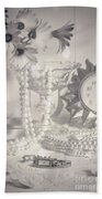 Womans Dressing Table Hand Towel
