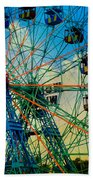 Wonder Wheel Bath Towel