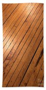 Wood Floor.jpg Bath Towel