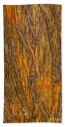 Wood Texture 3 Bath Towel