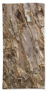 Wood Textures 4 Bath Towel